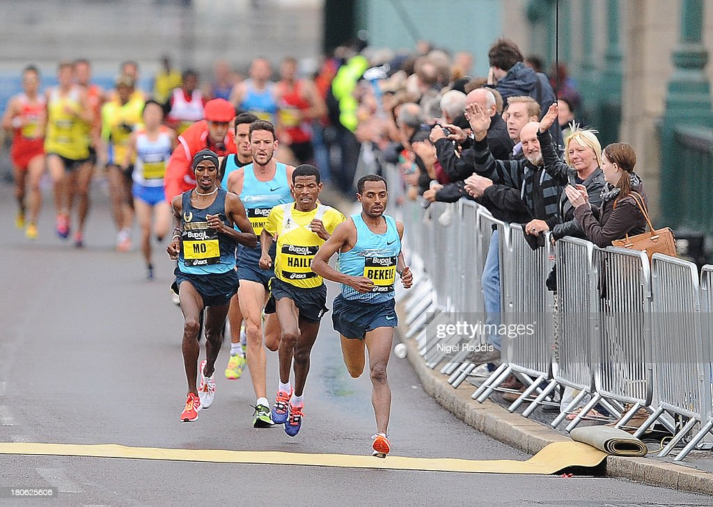 The Great North Run : News Photo