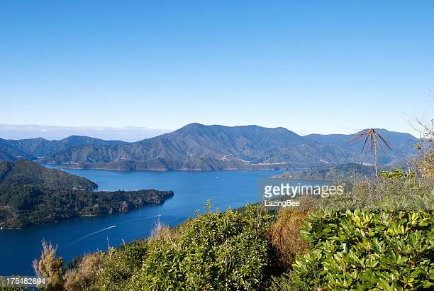 Kenepuru Sound, Marlborough Sounds, New Zealand