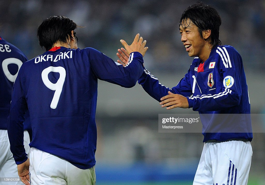 Japan v Tajikistan - 2014 FIFA World Cup Asian Qualifier : ニュース写真