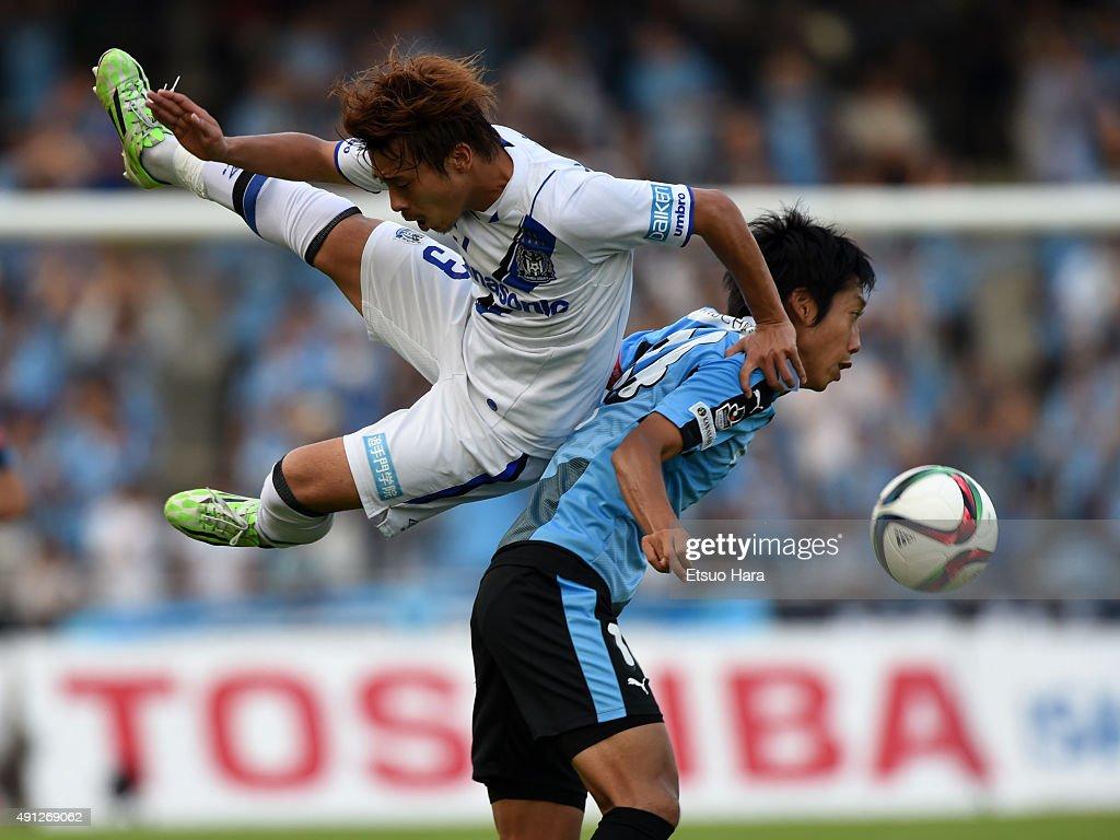 Kawasaki Frontale v Gamba Osaka - J. League