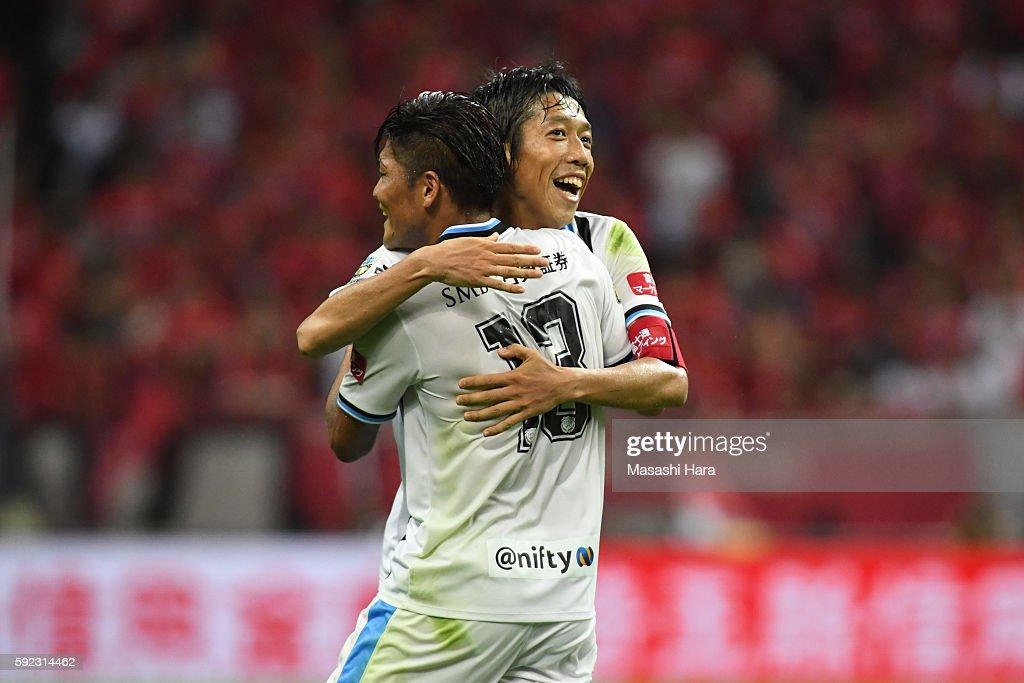 Urawa Red Diamonds v Kawasaki Frontale - J.League : News Photo