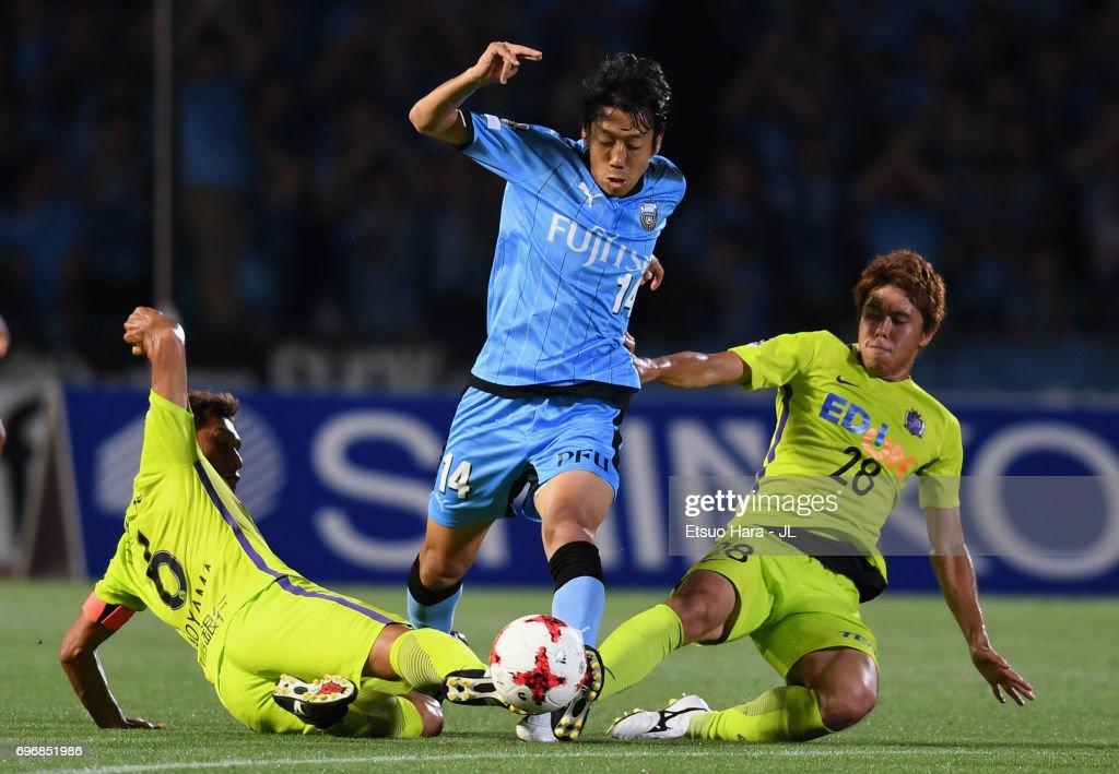 Kawasaki Frontale v Sanfrecce Hiroshima - J.League J1