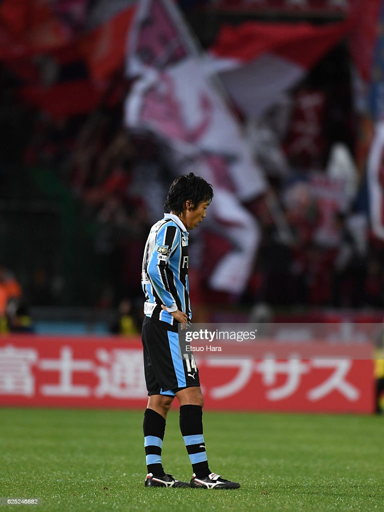 Kawasaki Frontale v Kashima Antlers - J.League Championship Semi-Final : ニュース写真