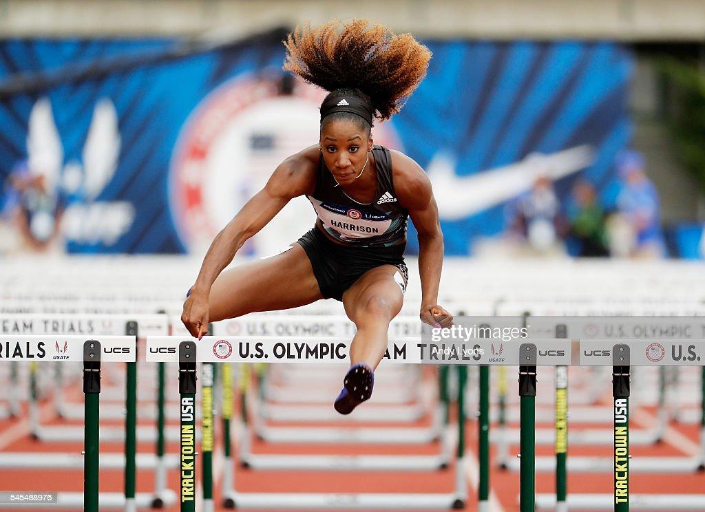 2016 U.S. Olympic Track & Field Team Trials - Day 7 : News Photo