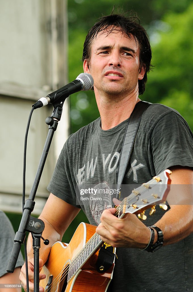 Keni Thomas performs at the 2010 Puddle-Palooza festival at Yogi Bear Jellystone Park on August 21, 2010 in Nashville, Tennessee.