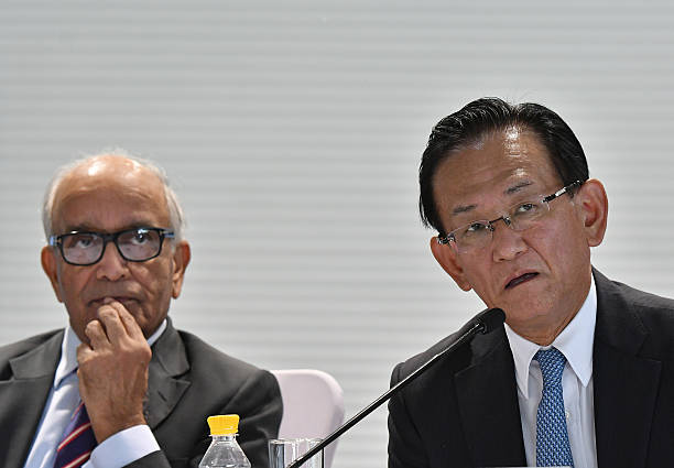 Maruti Suzuki India Ltd. Chairman R.C. Bhargava Attends The ...