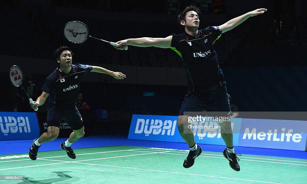 BWF Destination Dubai World Superseries Finals - Day 2