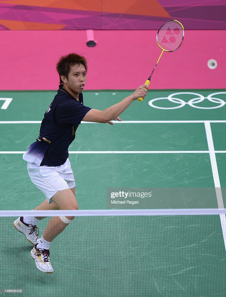 Olympics Day 3 - Badminton