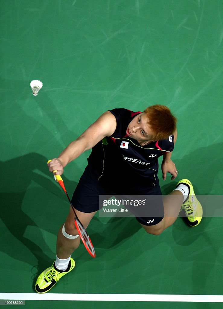 BWF Destination Dubai World Superseries Finals - Day 1