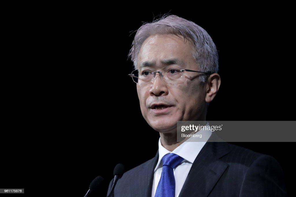 Sony Corp. CEO Kenichiro Yoshida Presents Mid-Term Strategy