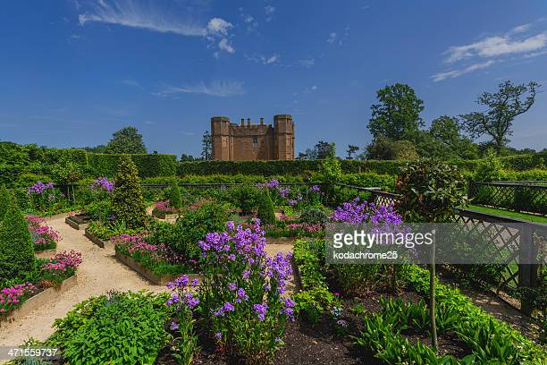kenilworth castle - warwick uk stock photos and pictures