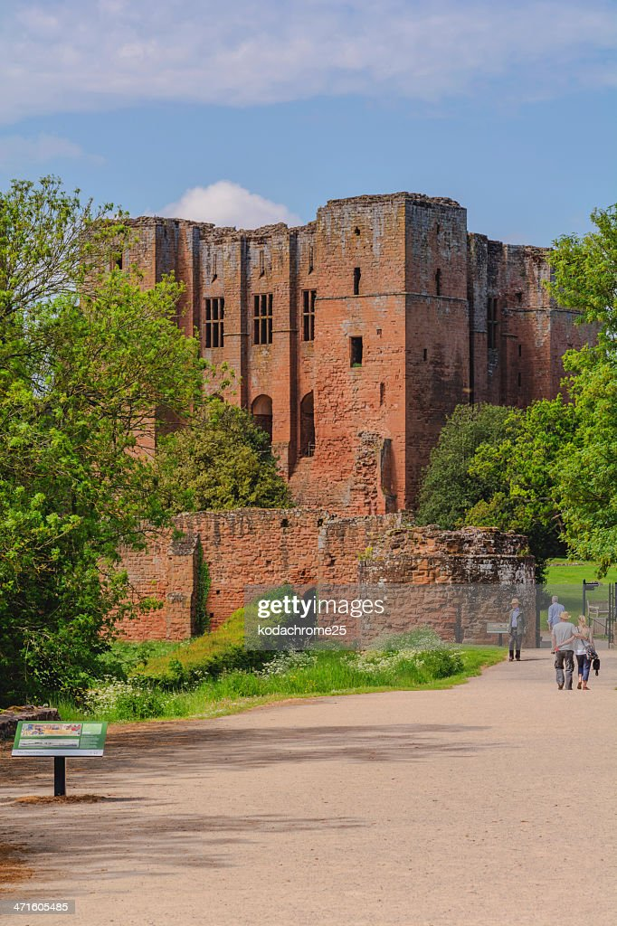 kenilworth castle : Stock Photo
