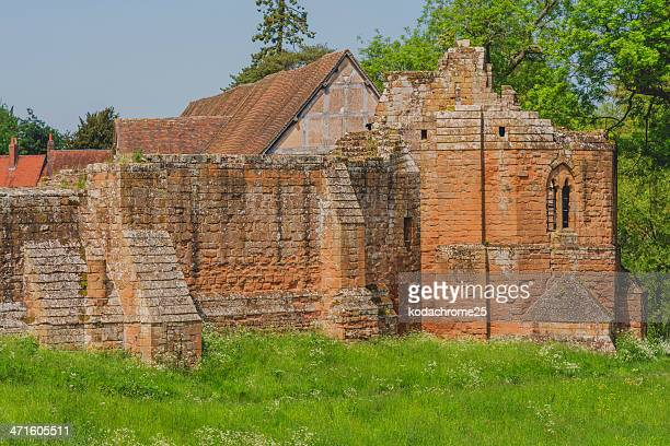 kenilworth castle - elizabethan era stock photos and pictures
