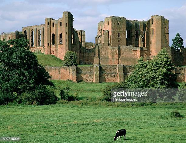 Kenilworth Castle Warwickshire The first castle was built here soon after the Norman Conquest and the impressive keep survives Simon de Montfort held...