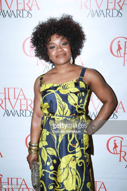 Kenita R Miller during the The 2nd Annual Chita Rivera Awards Honoring Carmen De Lavallade John Kander And Harold Prince at NYU Skirball Center on...