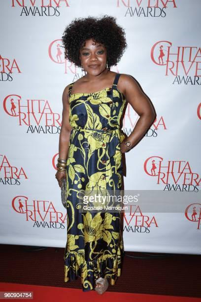 Kenita R Miller during the The 2nd Annual Chita Rivera Awards Honoring Carmen De Lavallade John Kander And Harold Prince at NYU Skirball Center on...