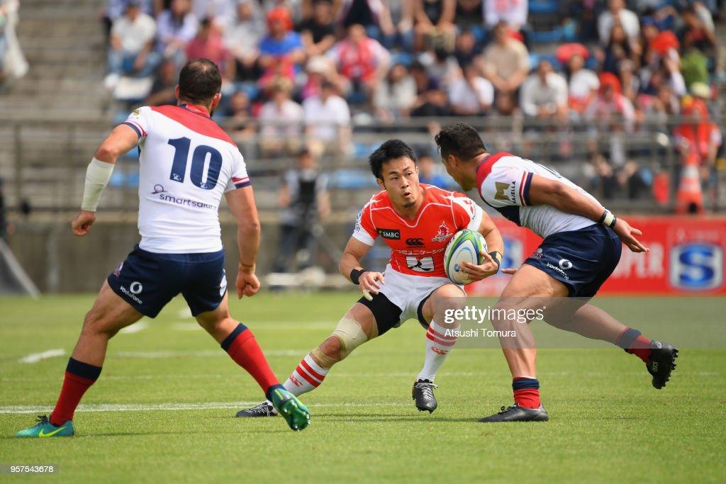 Super Rugby Rd 12 - Sunwolves v Reds : ニュース写真
