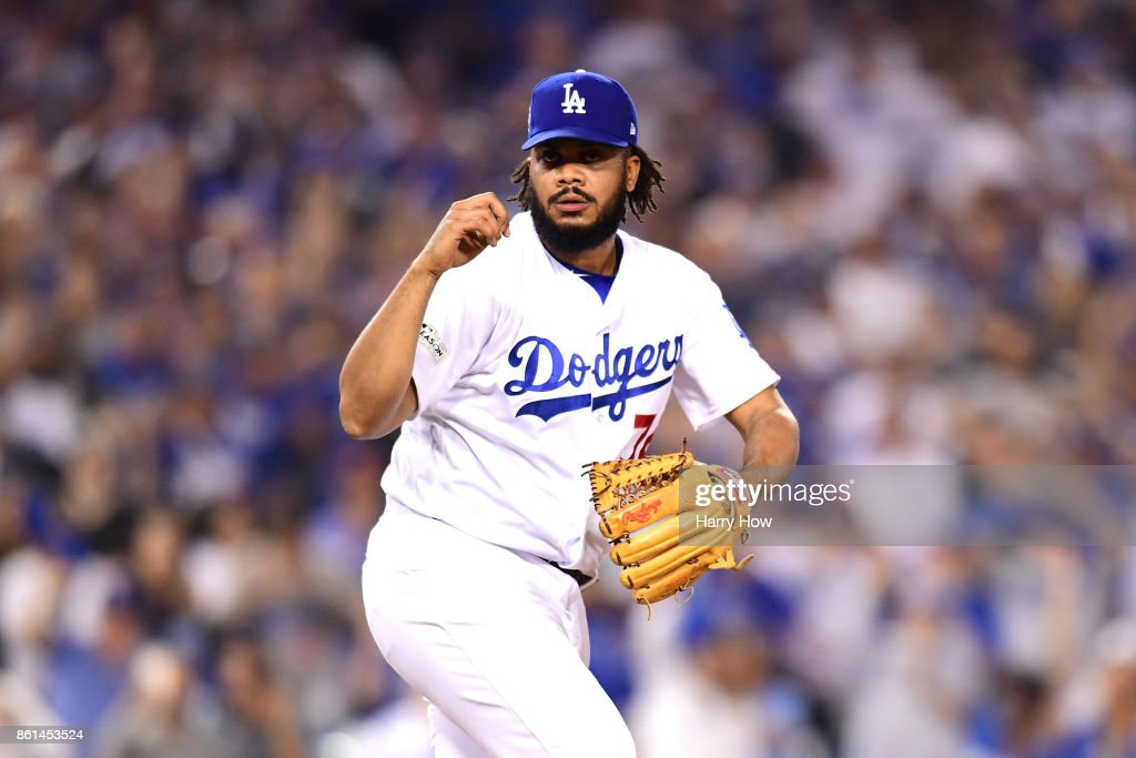 League Championship Series - Chicago Cubs v Los Angeles Dodgers - Game One