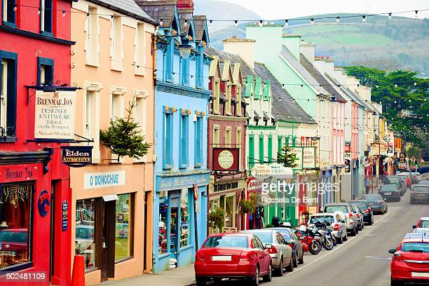 kenmare, ireland - ireland stock pictures, royalty-free photos & images