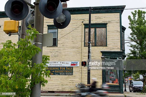 Lisbon Falls Maine Stock Photos and Pictures |