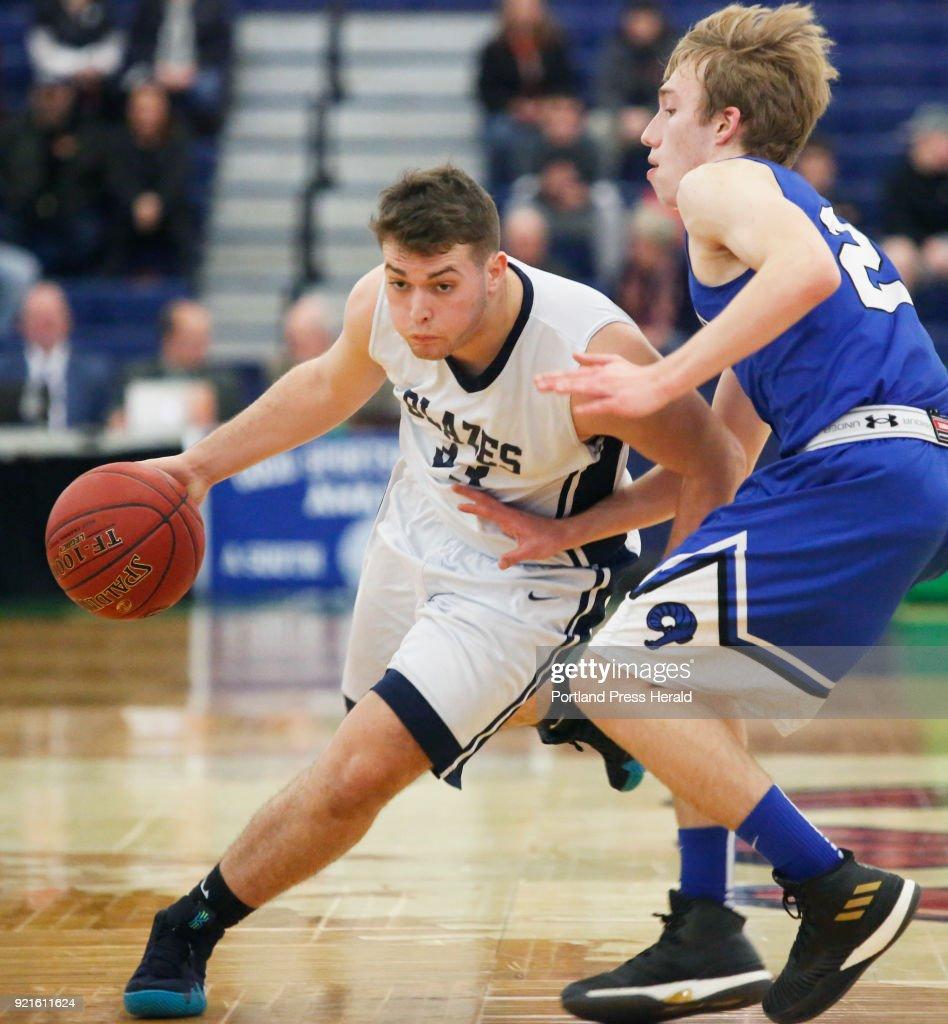 High school basketball : Foto di attualità