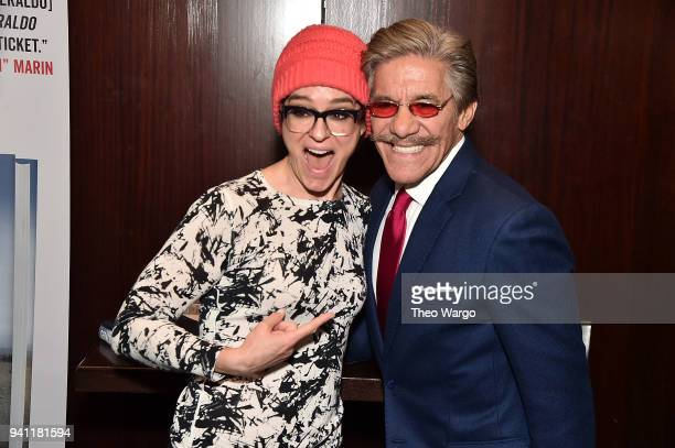 Kennedy attends Geraldo Rivera Launches His New Book The Geraldo Show A Memoir at Del Frisco's Grille on April 2 2018 in New York City