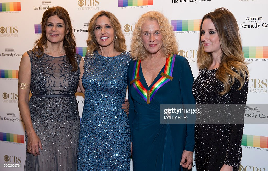 Kennedy Center 2015 Honoree Singer Songwriter Carole King