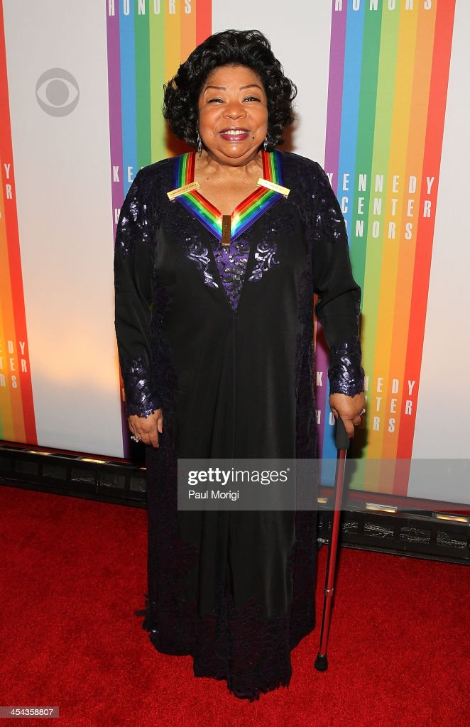 Kennedy Center Honoree Martina Arroyo attends the The 36th Kennedy Center Honors gala at The Kennedy Center on December 8, 2013 in Washington, DC.