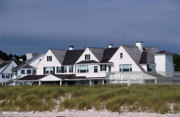 Kennedy family compound in Hyannis Port