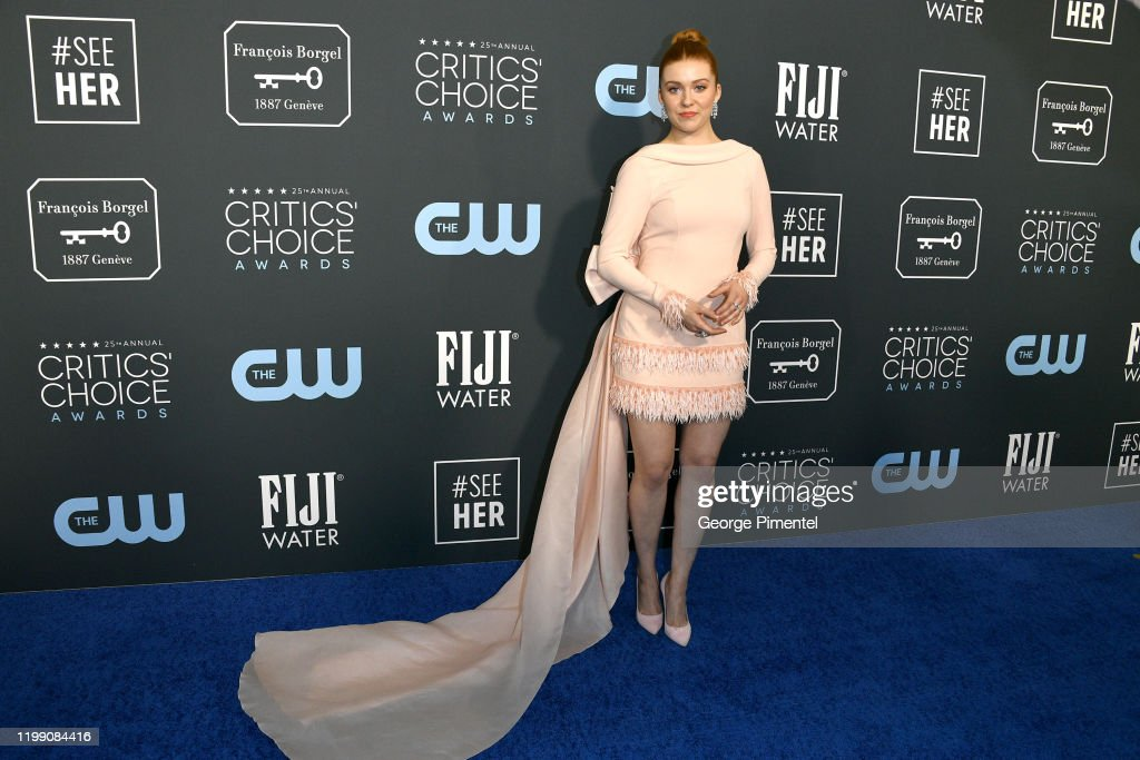 25th Annual Critics' Choice Awards - Arrivals : News Photo