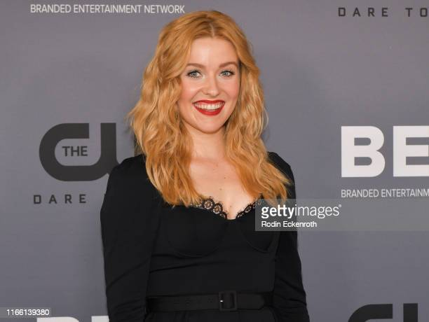 Kennedy McMann attends The CW's Summer 2019 TCA Party sponsored by Branded Entertainment Network at The Beverly Hilton Hotel on August 04 2019 in...
