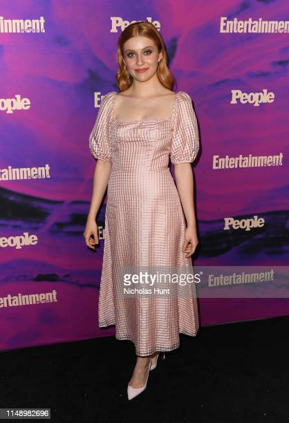 Kennedy McMann attends the People Entertainment Weekly 2019 Upfronts at Union Park on May 13 2019 in New York City