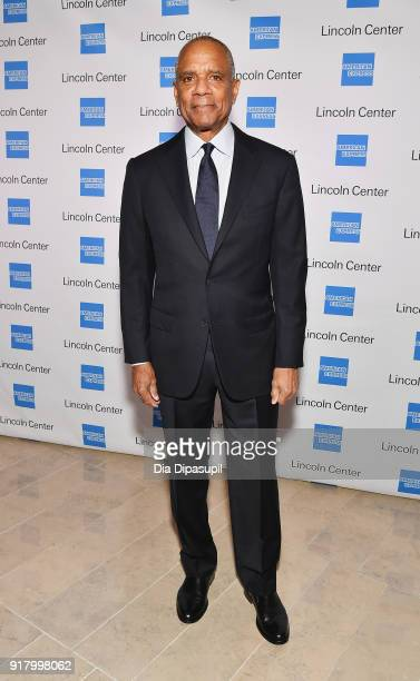 Kenneith I Chenault attends the Winter Gala at Lincoln Center at Alice Tully Hall on February 13 2018 in New York City