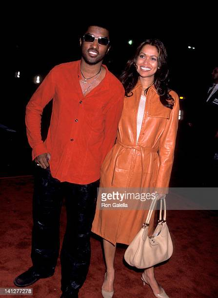 """Kenneth """"Babyface"""" Edmonds and Tracey Edmonds at the Premiere of 'We Were Soldiers', Mann Village Theatre, Westwood."""