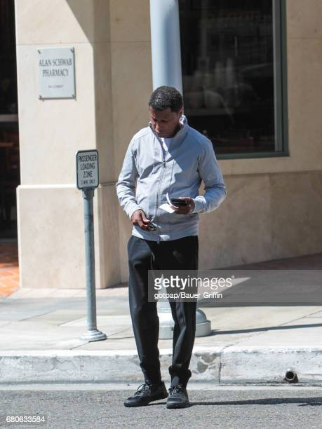 Kenneth 'Babyface' Edmonds is seen on May 08 2017 in Los Angeles California