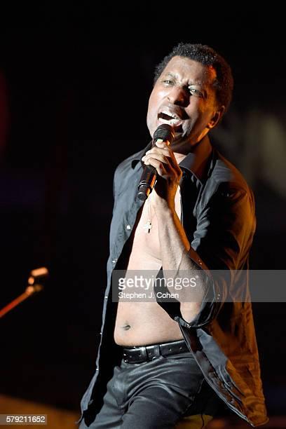 Kenneth Babyface Edmonds performs during the 2016 Cincinnati Music Festival at Paul Brown Stadium on July 22 2016 in Cincinnati Ohio