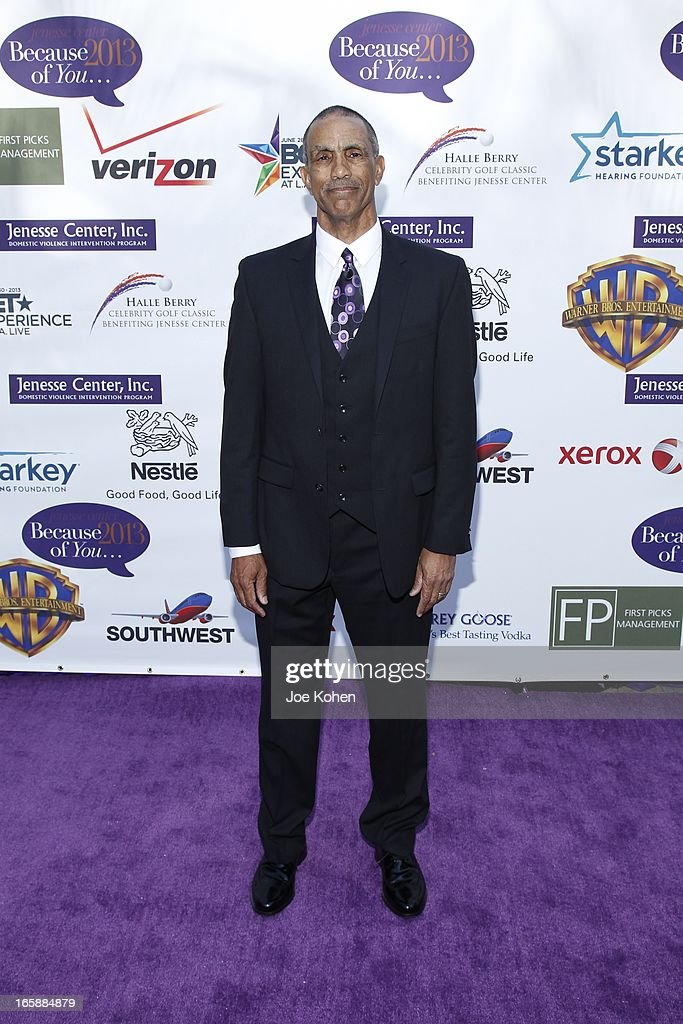 Kenneth Bentley VP of Nesle' USA attends the Jenesse Silver Rose Gala and Auction at Vibiana on April 6, 2013 in Los Angeles, California.