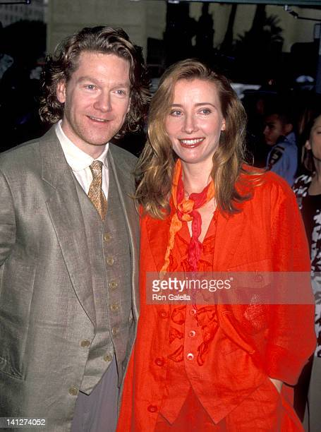 Kenneth Branagh and Emma Thompson at the 9th Annual IFP/West Independent Spirit Awards Hollywood Palladium Hollywood