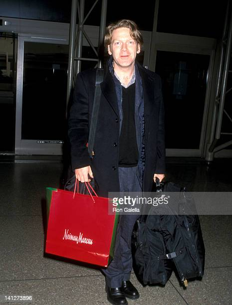 Kenneth Branagh at Los Angeles International Airport Los Angeles