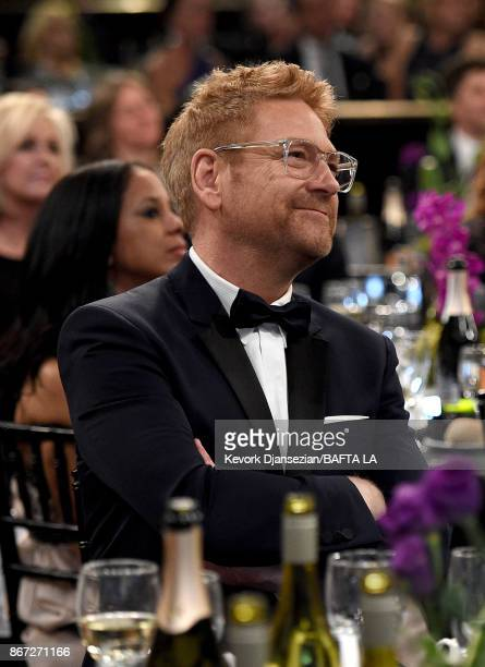 Kenneth Branagh at the 2017 AMD British Academy Britannia Awards Presented by American Airlines And Jaguar Land Rover at The Beverly Hilton Hotel on...