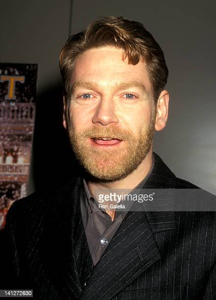 Kenneth Branagh at the NY Premiere of 'Hamlet' Walter Reade Auditorium at Lincoln Center New York City