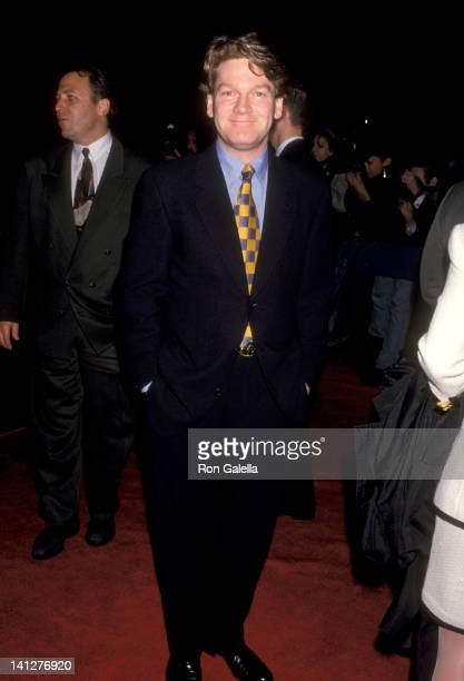 Kenneth Branagh at the NY Premiere of 'Much Ado About Nothing', Ziegfeld Theater, New York City.