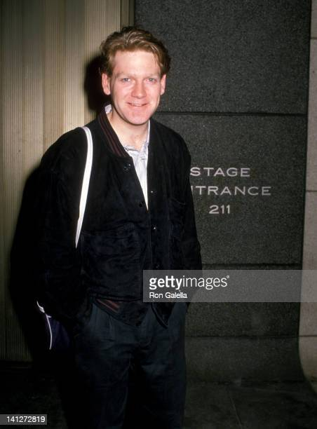 Kenneth Branagh at the Play Performance of 'Henry V' Mark Taper Forum at LA Music Center Los Angeles