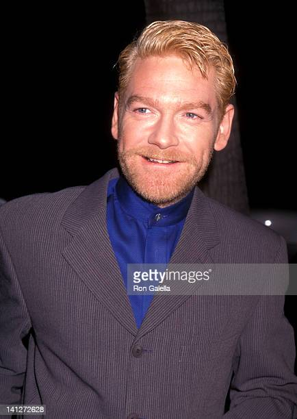 Kenneth Branagh at the Premiere of 'Othello' Samuel Goldwyn Theater Beverly Hills
