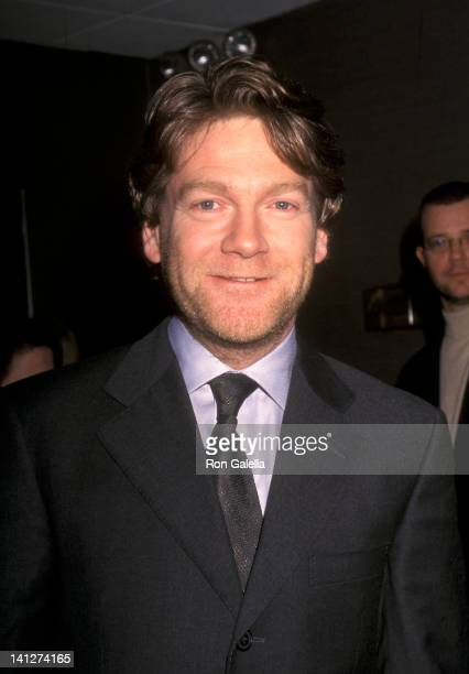 Kenneth Branagh at the Premiere of 'The Gingerbread Man' City Cinemas Cinema 2 New York City