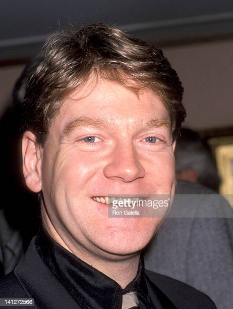 Kenneth Branagh at the Roddy McDowall Hosts Party in Honor of Joan Plowright St James Club West Hollywood