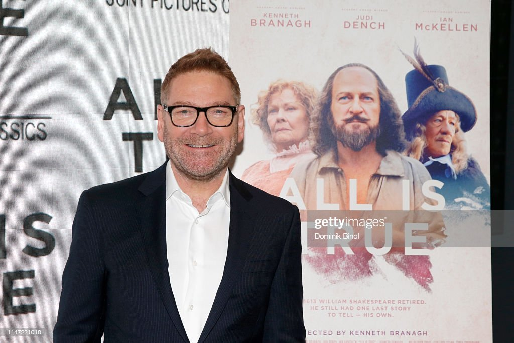"""All Is True"" New York Premiere : News Photo"