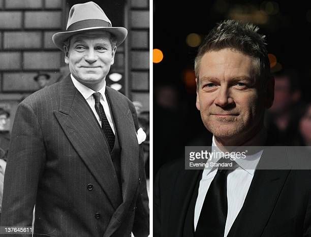 laurence olivier kenneth branagh