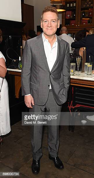 Kenneth Branagh attends the press night party for 'The Entertainer' the final production in The Kenneth Branagh Theatre Company's West End season at...