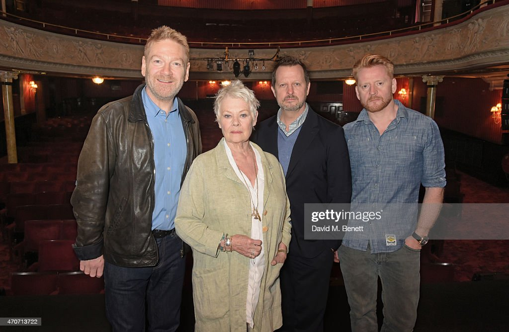 "The Kenneth Branagh Theatre Company Launches ""Plays At The Garrick"""
